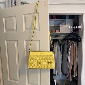 Yellow Guess Bag